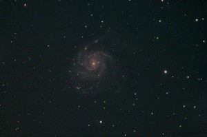 The Triangulum Galaxy