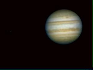 Jupiter 1:32am 7/30/09