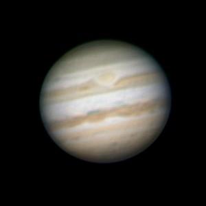 Jupiter 2:46am 8/14/09